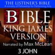The Listener's Bible (KJV): 3 John [Download]
