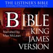 The KJV Listener's Audio Bible - New Testament: Vocal Performance by Max McLean Audiobook [Download]