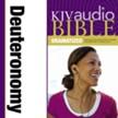 KJV Audio Bible, Dramatized: Deuteronomy Audiobook [Download]
