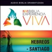 NVI Experiencia Viva: Hebreos-Santiago Audiobook [Download]
