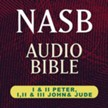 NASB Audio Bible: I & II Peter, I, II, & III John, and Jude (Voice Only) [Download]