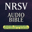 NRSV Audio Bible: Nahum, Habakkuk, Zephaniah & Haggai (Voice Only) [Download]