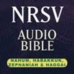 NRSV Audio Bible: Nahum, Habakkuk, Zephaniah & Haggai (Voice Only) [Download]