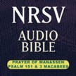NRSV Audio Bible: Prayer of Manasseh, Psalm 151, 3 Maccabees (Voice Only) [Download]