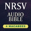 NRSV Audio Bible: 4 Maccabees (Voice Only) [Download]