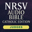 NRSV Catholic Edition Audio Bible: Judges (Voice Only) [Download]
