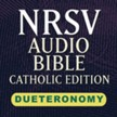 NRSV Catholic Edition Audio Bible: Deuteronomy (Voice Only) [Download]