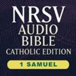 NRSV Catholic Edition Audio Bible: 1 Samuel (Voice Only) [Download]