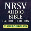 NRSV Catholic Edition Audio Bible: 2 Chronicles (Voice Only) [Download]