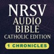 NRSV Catholic Edition Audio Bible: 1 Chronicles (Voice Only) [Download]