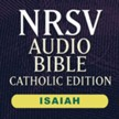 NRSV Catholic Edition Audio Bible: Isaiah (Voice Only) [Download]