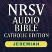 NRSV Catholic Edition Audio Bible: Jeremiah & Lamentations (Voice Only) [Download]