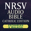 NRSV Catholic Edition Audio Bible: Zechariah & Malachi (Voice Only) [Download]