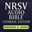 NRSV Catholic Edition Audio Bible: Hebrew and James (Voice Only) [Download]