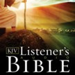 The KJV Listener's Audio Bible: Vocal Performance by Max McLean - Unabridged edition Audiobook [Download]
