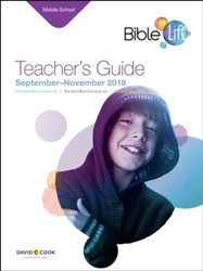 Bible-in-Life Middle School Teacher Guide