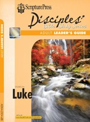 Scripture Press Adult: Disciples Bible Study Image