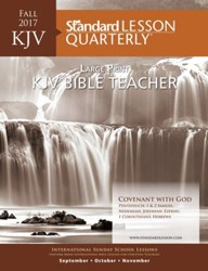 Standard Lesson Quarterly KJV Teacher Guide