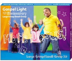 Gospel Light Large Group / Small Group Logo