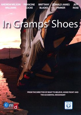 In Gramps' Shoes, DVD   -