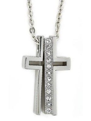 Hope Trinity Cross Pendant  -     By: Trinity Cross Pendant
