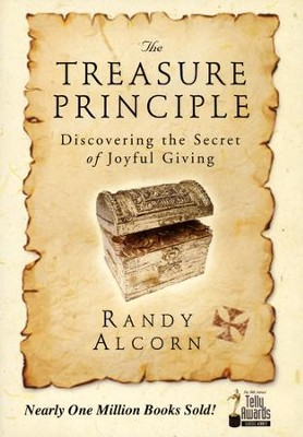 The Treasure Principle: Discovering the Secret of  Joyful Giving, DVD  -     By: Randy Alcorn