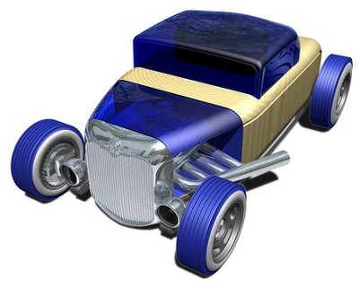 Mini HR-3 Hot Rod Kit  -
