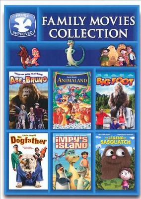 Family Movie 6 Pack Collection   -