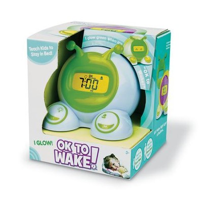 OK to Wake! Alarm Clock and Nightlight  -