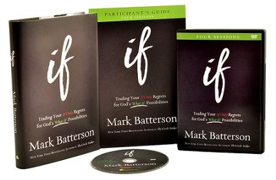 If Curriculum Kit: Trading Your If Only Regrets for God's What If Possibilities  -     By: Mark Batterson