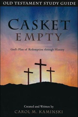 Old Testament Casket Study Guide   -     By: Carol Kaminski