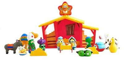 Nativity Play Set   -