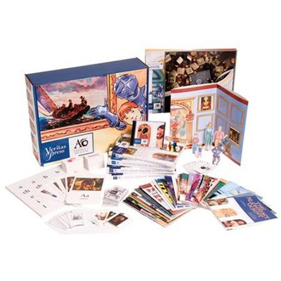 Phonics Museum Combo Kit from Veritas Press   -     By: Marlin Detweiler, Laurie Detweiler