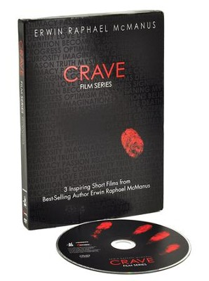 Crave Film Series, DVD   -     By: Erwin Raphael McManus