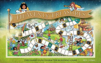 Heavenly Treasures Board Game  -