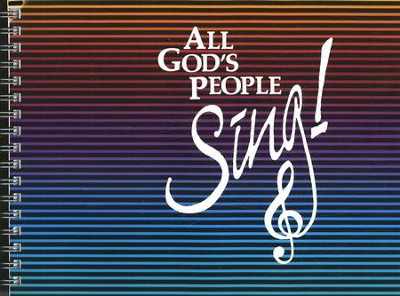 All God's People Sing: Accompaniment  Book  -
