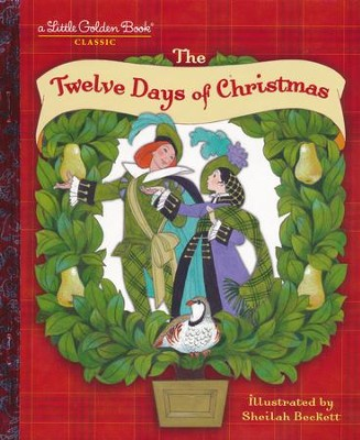 The Twelve days of Christmas  -     By: Sheilah Beckett