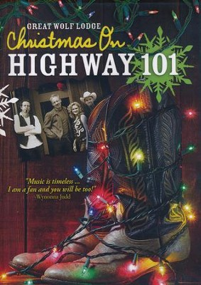 Christmas On Highway 101, DVD   -