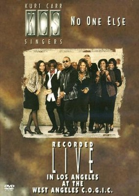 No One Else, DVD   -     By: Kurt Carr
