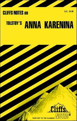 CliffsNotes on Tolstoy's Anna Karenina  -     By: Marianne Sturman