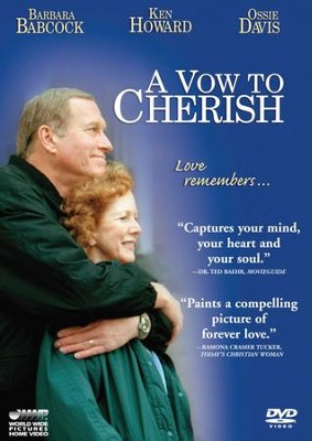 A Vow To Cherish, DVD   -