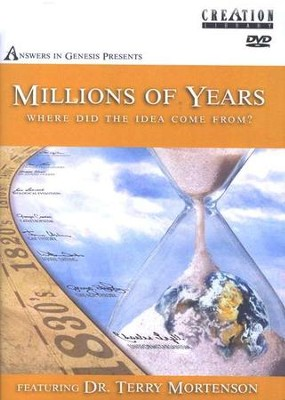 Millions of Years: Where Did the Idea Come From?   -     By: Terry Mortenson