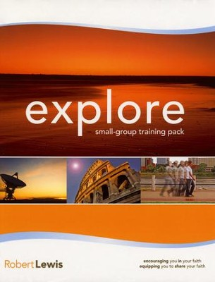 Explore - Small Group Training Pack  -     By: Robert Lewis