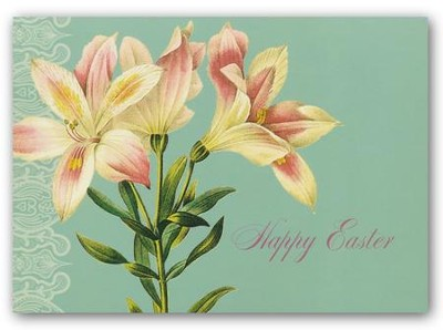 He is Risen Easter Cards, Box of 12   -