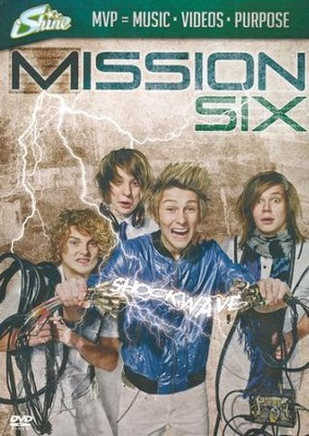 Shock Wave, DVD   -     By: Mission Six