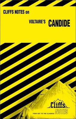 CliffsNotes on Voltaire's Candide  -     By: Francois Marie Arouet, James K. Lowers