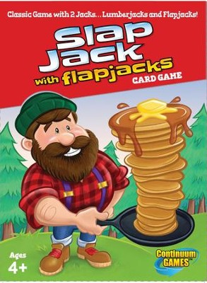 Slap Jack with Flap Jacks  -