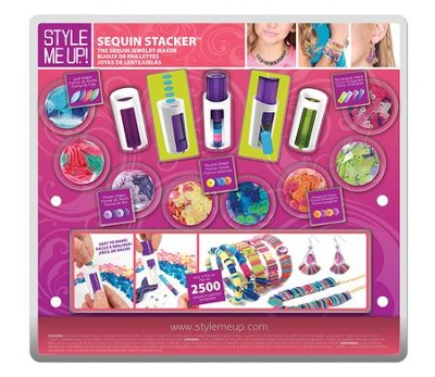 Sequin Stacker Bracelet Maker  -