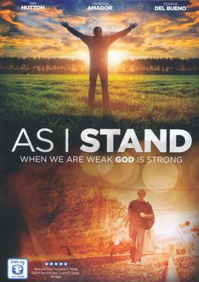 As I Stand, DVD   -