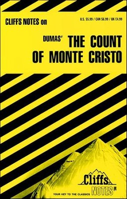 CliffsNotes on Dumas' The Count of Monte Cristo  -     By: James L. Roberts
